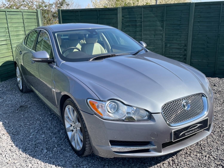 2010 Jaguar XF 3.0TD Premium Luxury (10 reg)